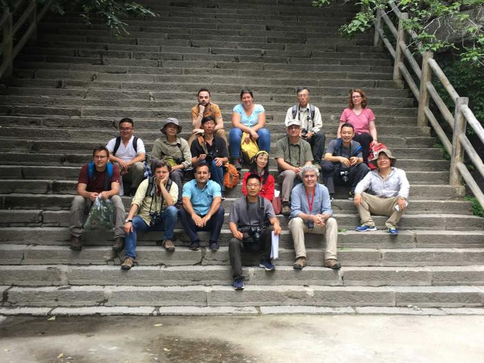 Participants of the field trip